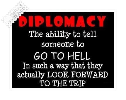 Diplomacy quote #3