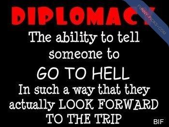 Diplomacy quote #8