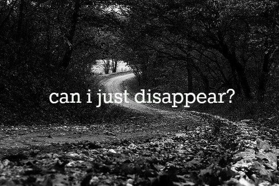Disappear quote #3