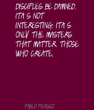 Disciples quote #1