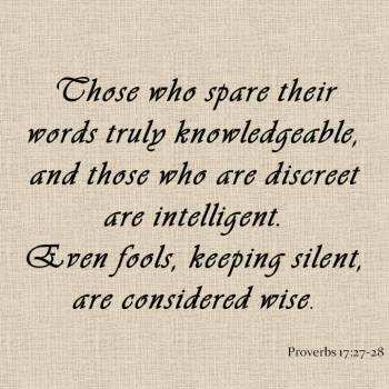 Discreet quote #2
