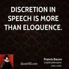 Discretion quote #2