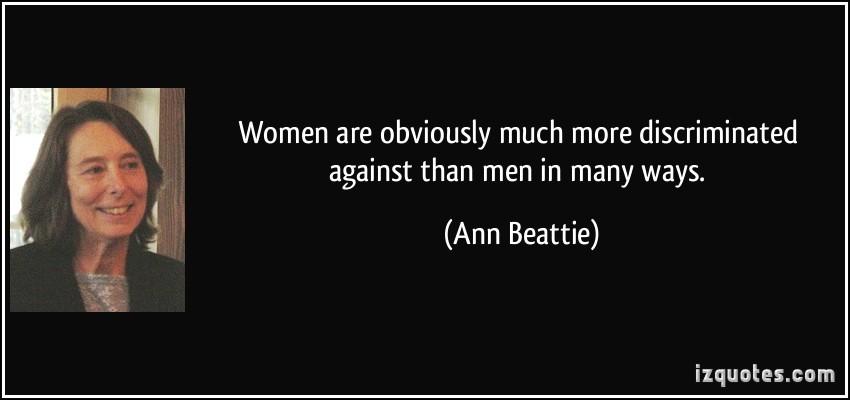 Discriminated quote #2