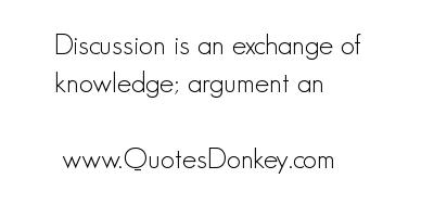 Discussion quote #6