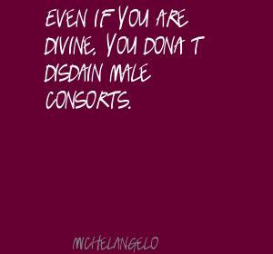 Disdain quote #1