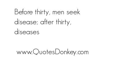 Disease quote #6