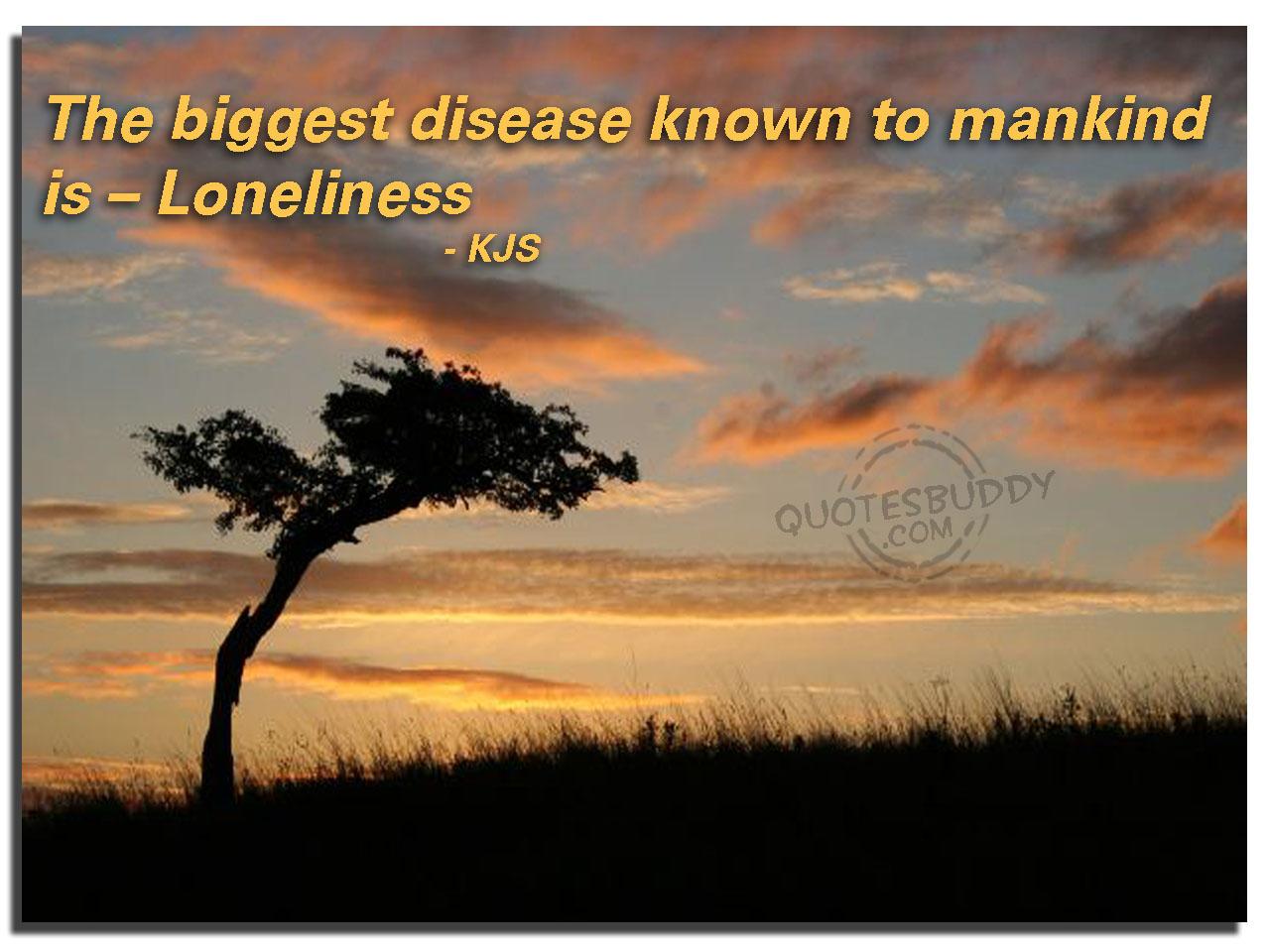 Disease quote #1