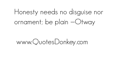 Disguise quote #6