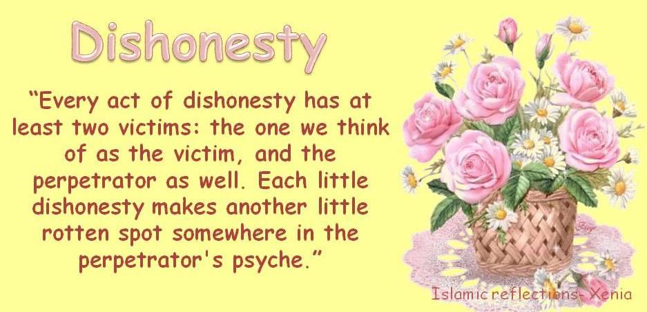 Dishonest quote #2