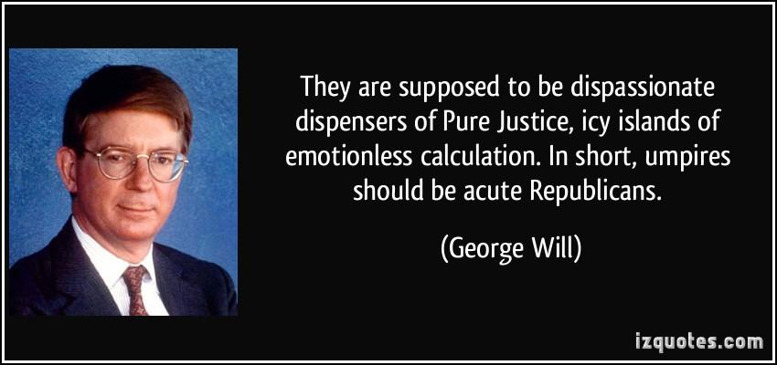 Dispassionate quote