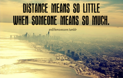 Distance quote #5