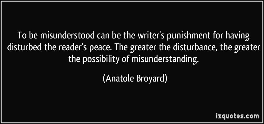 Disturbed quote #4