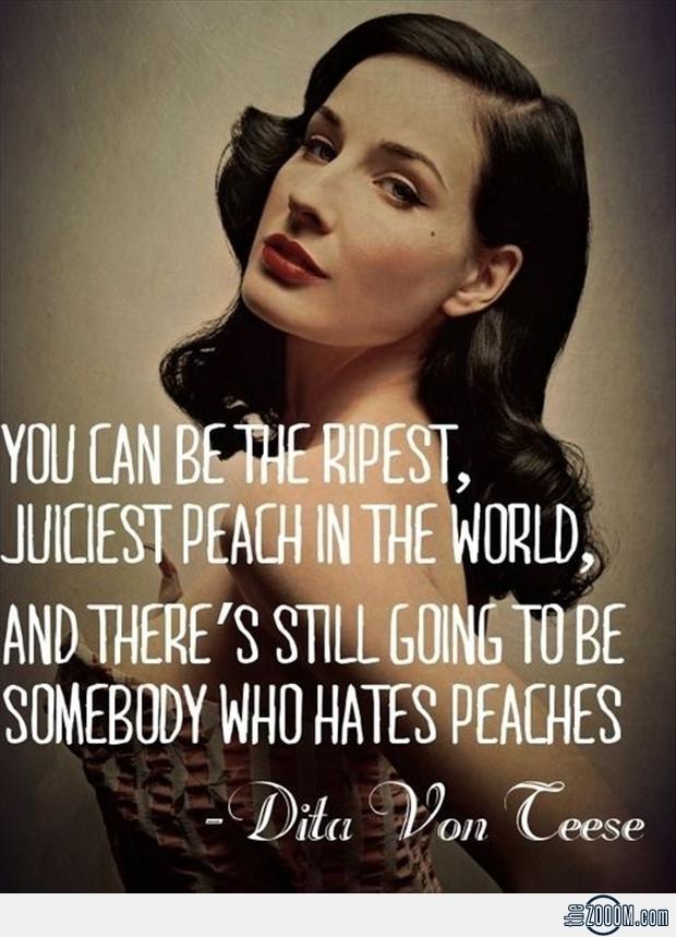 Dita Von Teese's quote #1