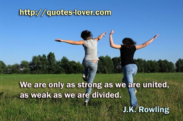 Divided quote #1