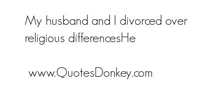Divorced quote #4