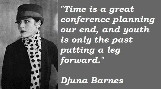 Djuna Barnes's quote #7
