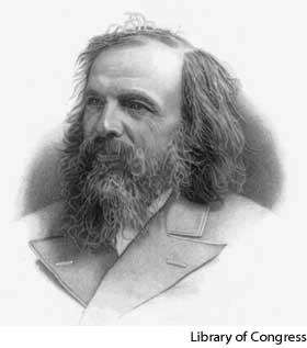 Dmitri Mendeleev's quote #1