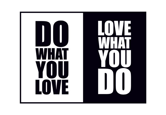 Do What You Love Image Quotation 1 Sualci Quotes