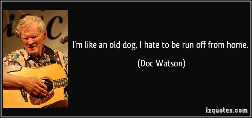 Doc Watson's quote #2