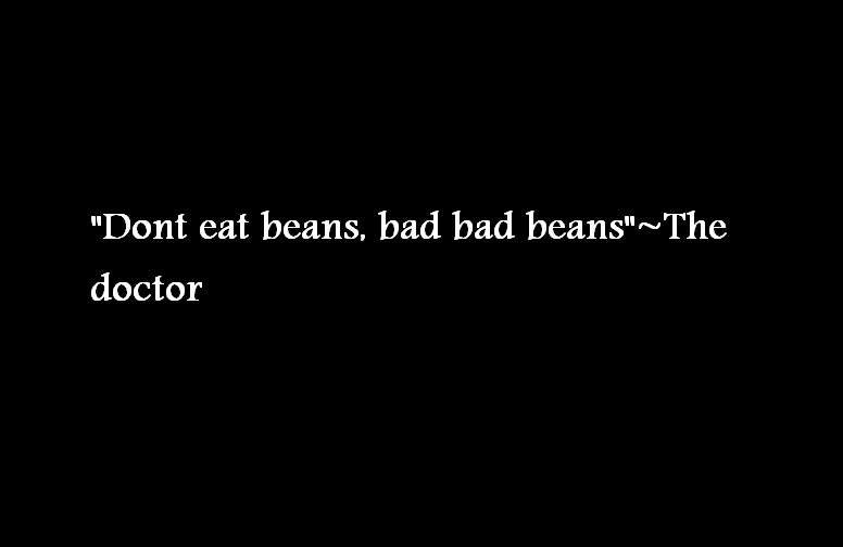 Doctor quote #1
