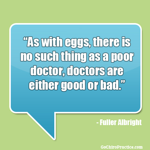 Doctors quote #1