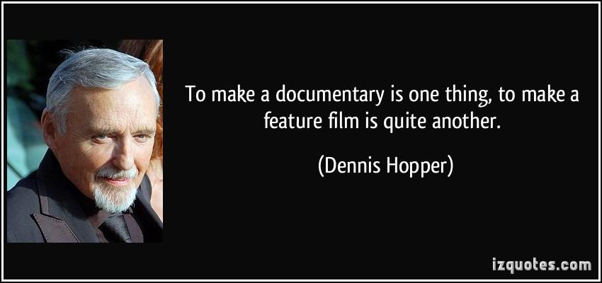 Documentary Film quote #2