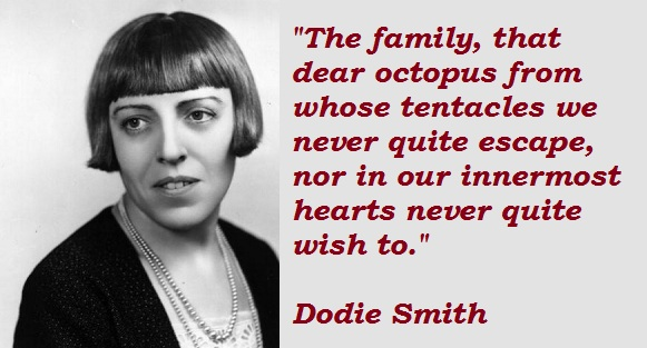 Dodie Smith's quote #1