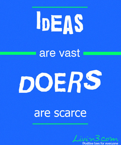 Doers quote #1