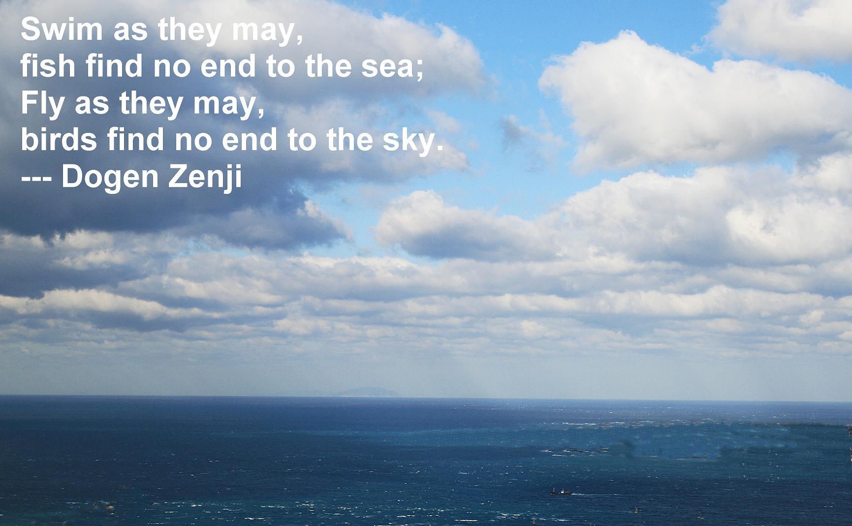 Dogen Zenji's quote #3