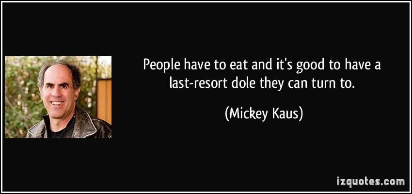 Dole quote #1