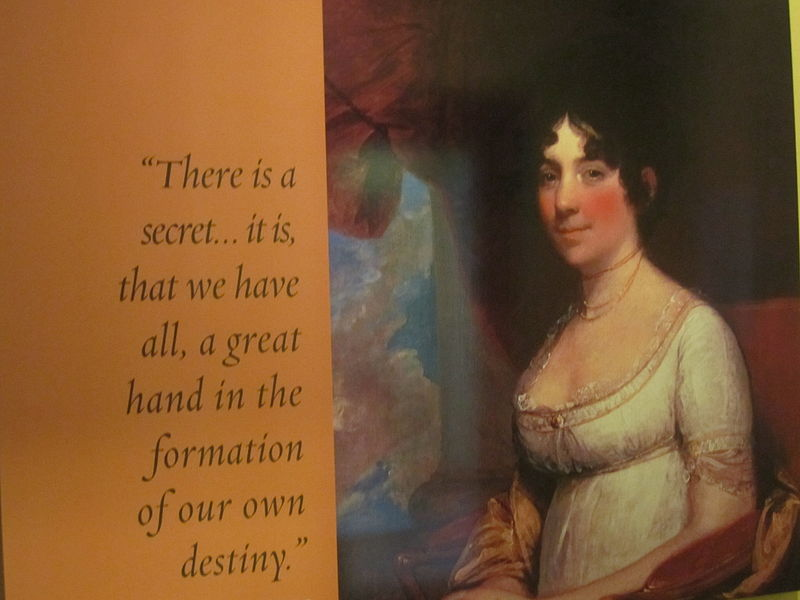 Dolley Madison's quote #3