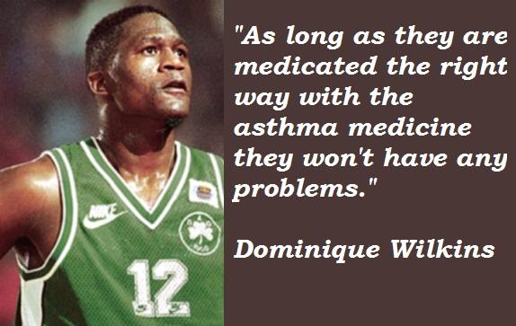 Dominique Wilkins's quote #2