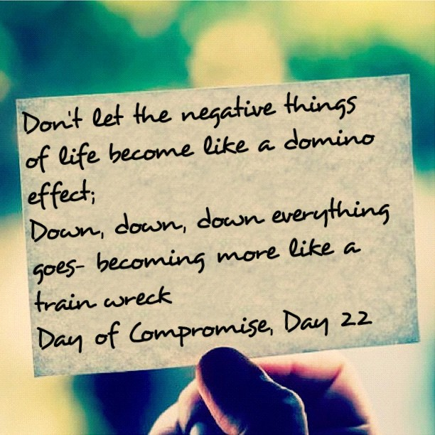 Domino quote #1
