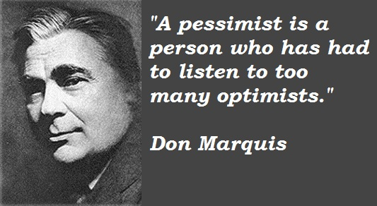 Don Marquis's quote #5
