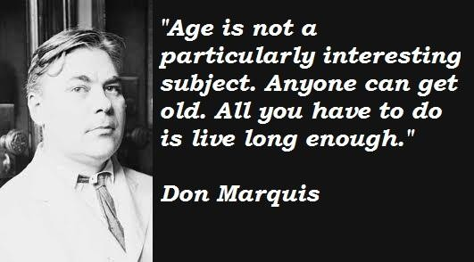Don Marquis's quote #4