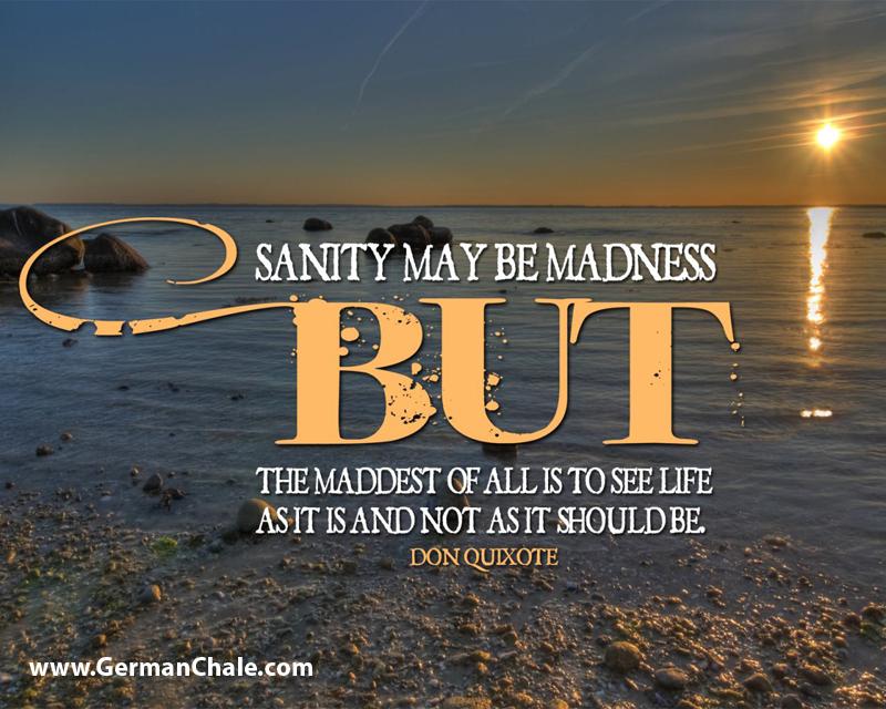Don Quixote quote #2