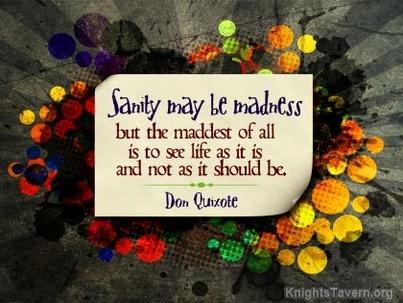 Don Quixote quote #1