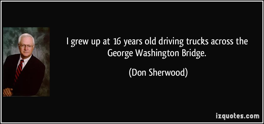 Don Sherwood's quote #1