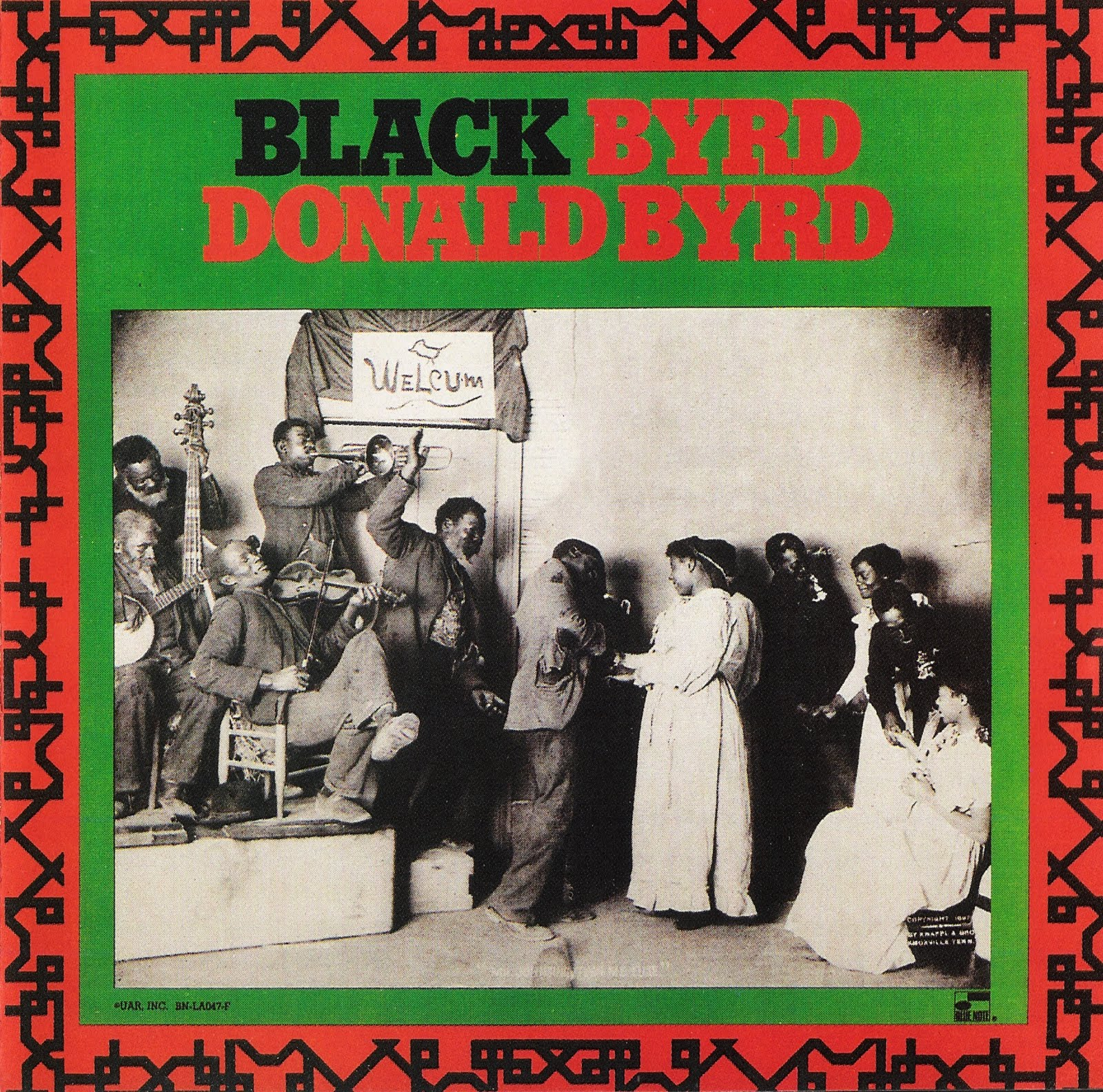 Donald Byrd's quote #1