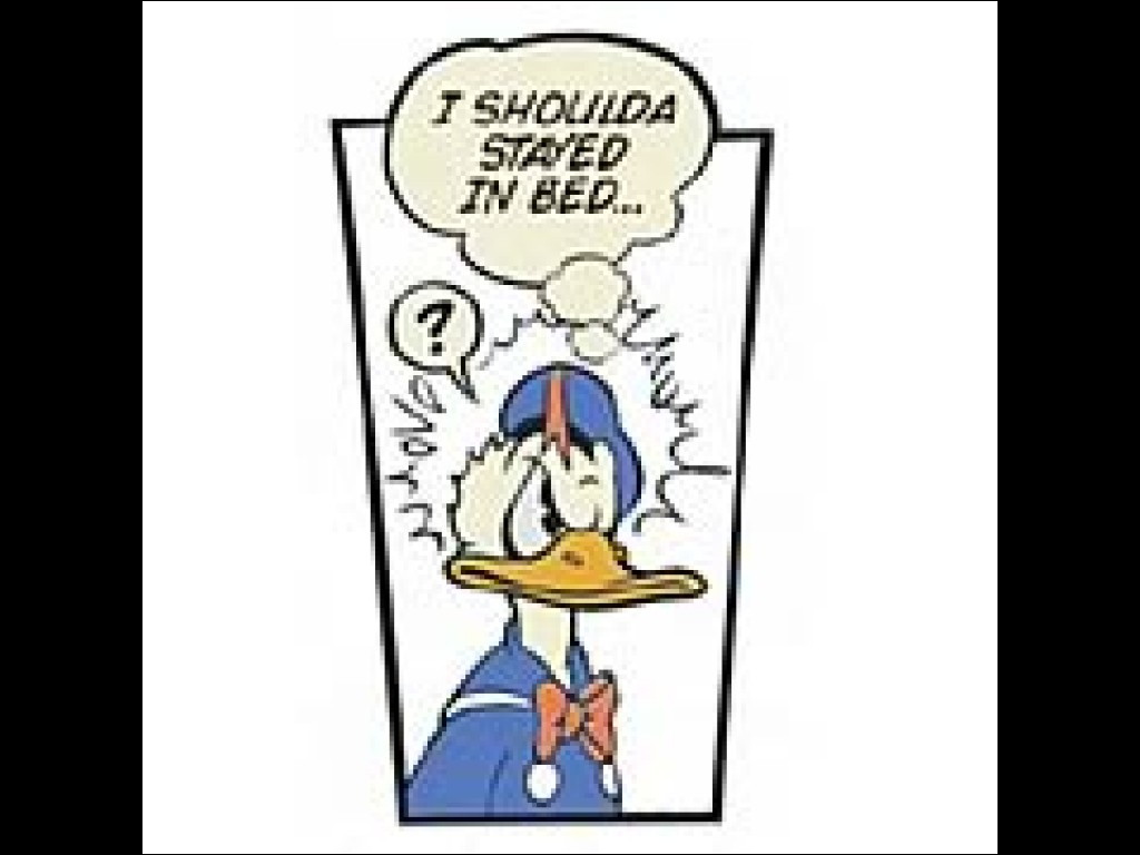 Donald Duck quote #2