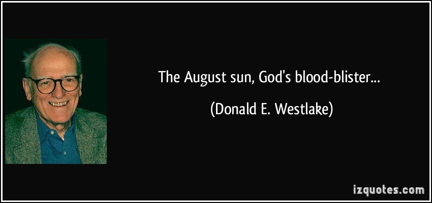 Donald E. Westlake's quote #1