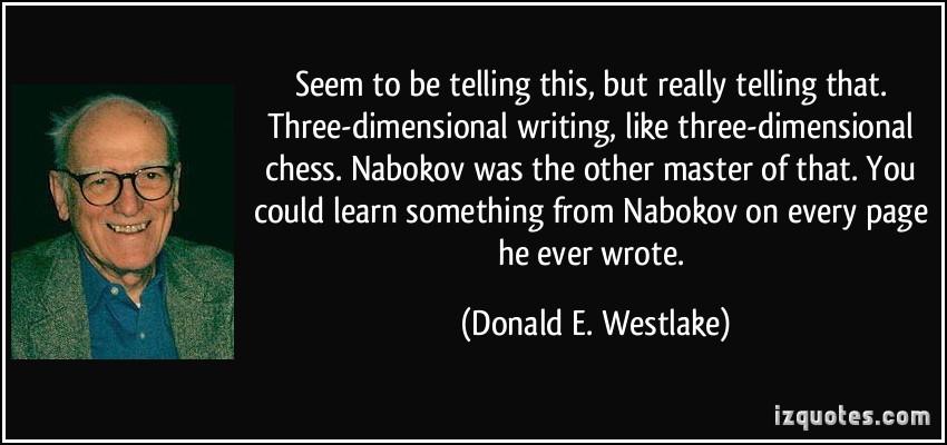 Donald E. Westlake's quote #2