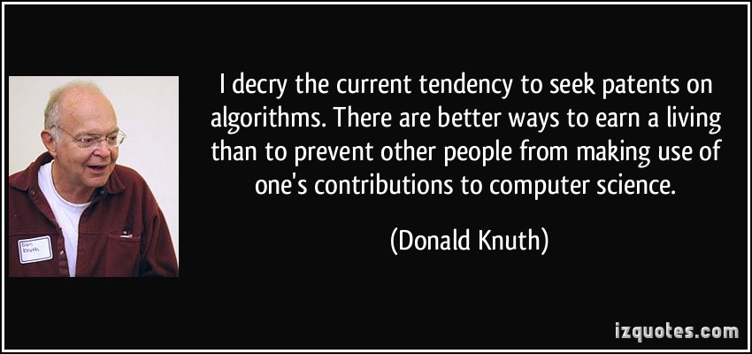 Donald Knuth's quote #3