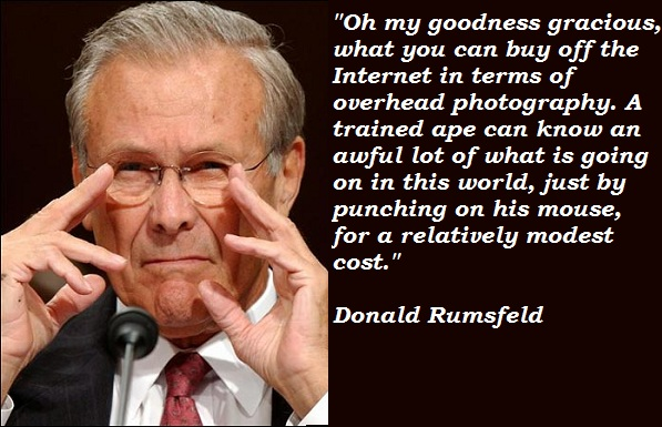 Donald Rumsfeld's quote #3