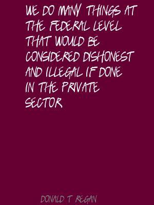 Donald T. Regan's quote #4