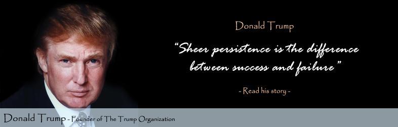 Donald Trump quote #1