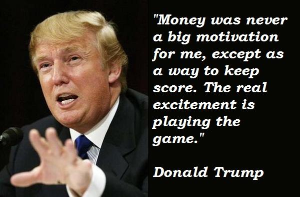 Donald Trump quote #2