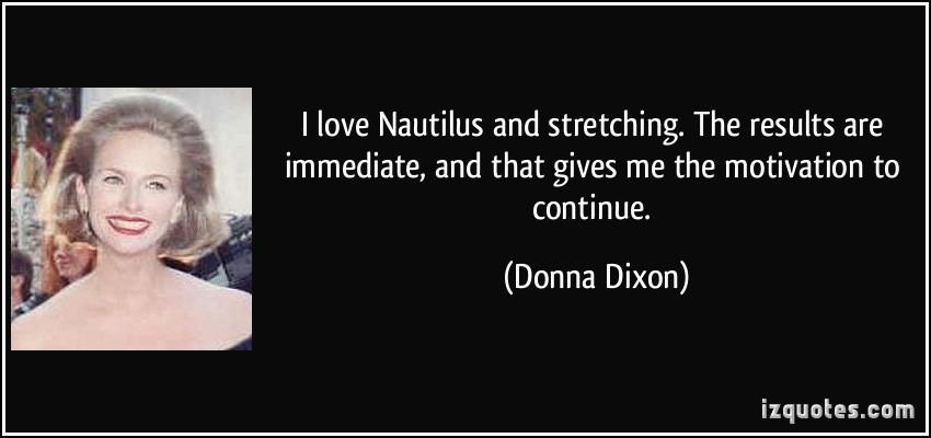 Donna Dixon's quote #1