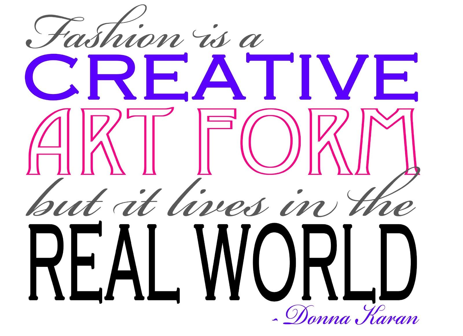 Donna Karan's quote
