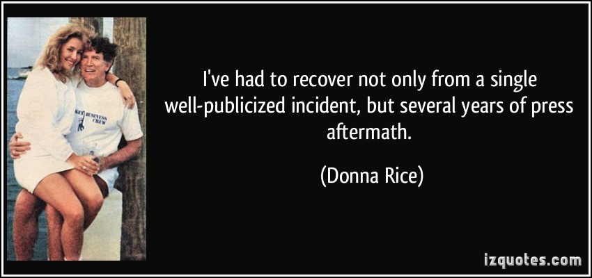 Donna Rice's quote #1